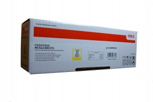Toner OKI C532dn/MC563/MC573dn yellow (1,5K)